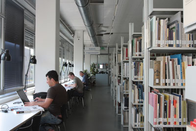 Departmental Library of Architecture and Civil Engineering