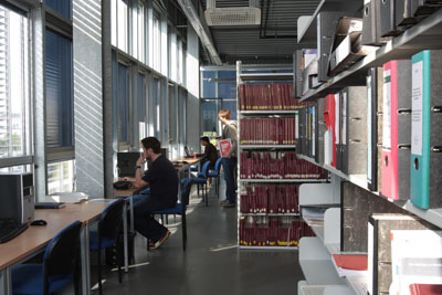 Departmental Library of Spatial Planning